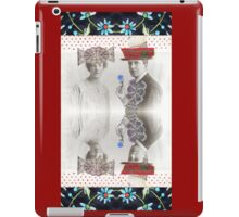 Kublai Khan and Chabui iPad Case/Skin