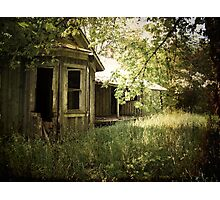 Decayed Dreams Photographic Print
