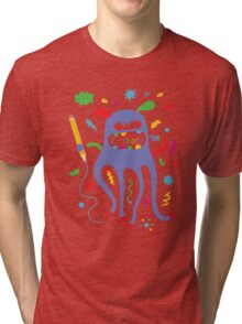 i create    Tri-blend T-Shirt
