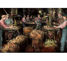WoodWorking - Toy - The toy makers 1914 Photographic Print