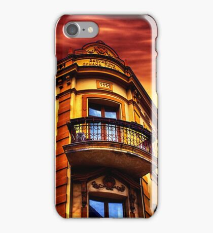 European Architecture Fine Art Print iPhone Case/Skin