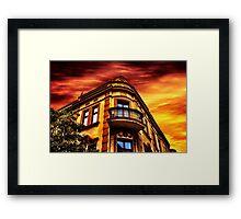 European Architecture Fine Art Print Framed Print