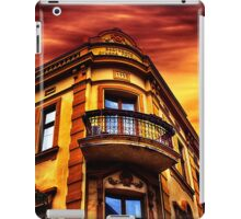European Architecture Fine Art Print iPad Case/Skin