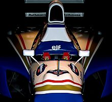 Williams FW16 - Ayrton Senna 3 by © Steve H Clark Photography