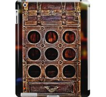 Old Wine Box Fine Art Print iPad Case/Skin