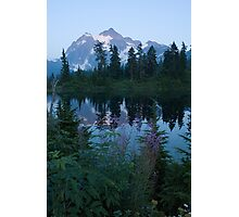 Picture Lake Photographic Print