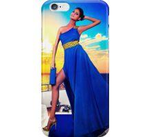 High Fashion Yacht Fine Art Print iPhone Case/Skin