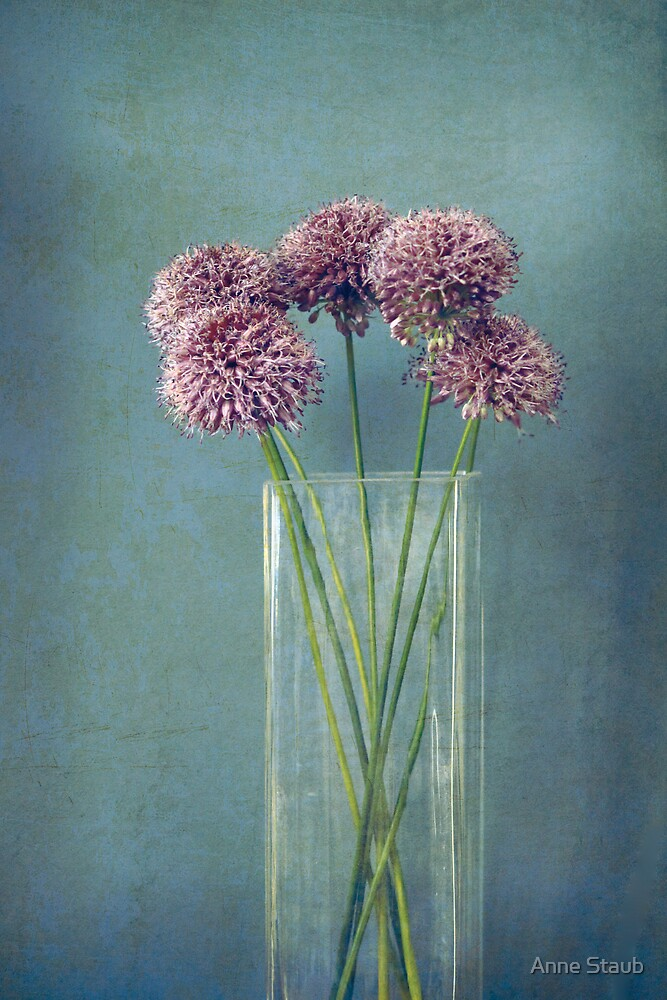 Flowers by Anne Staub