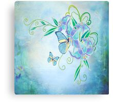 Blue Butterfly! SALE! Canvas Print