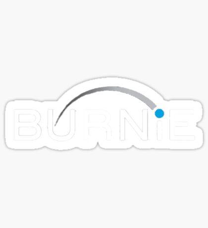 """""""BURNIE"""" Bungie Logo Sticker"""