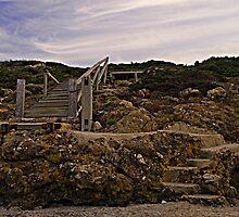Praia Bordeira 2 by F. J. Márquez