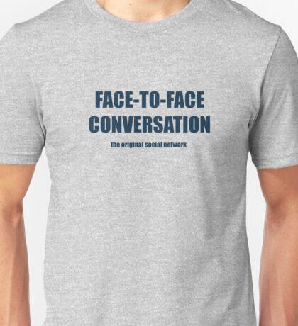A novel idea Unisex T-Shirt