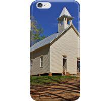 Methodist Church iPhone Case/Skin