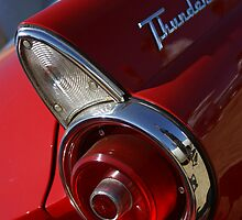 1955 Thunderbird by Shawnna Taylor