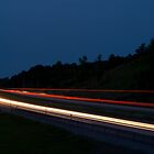Interstate Lights by Andy Vandawalker