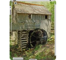 Grist Mill iPad Case/Skin
