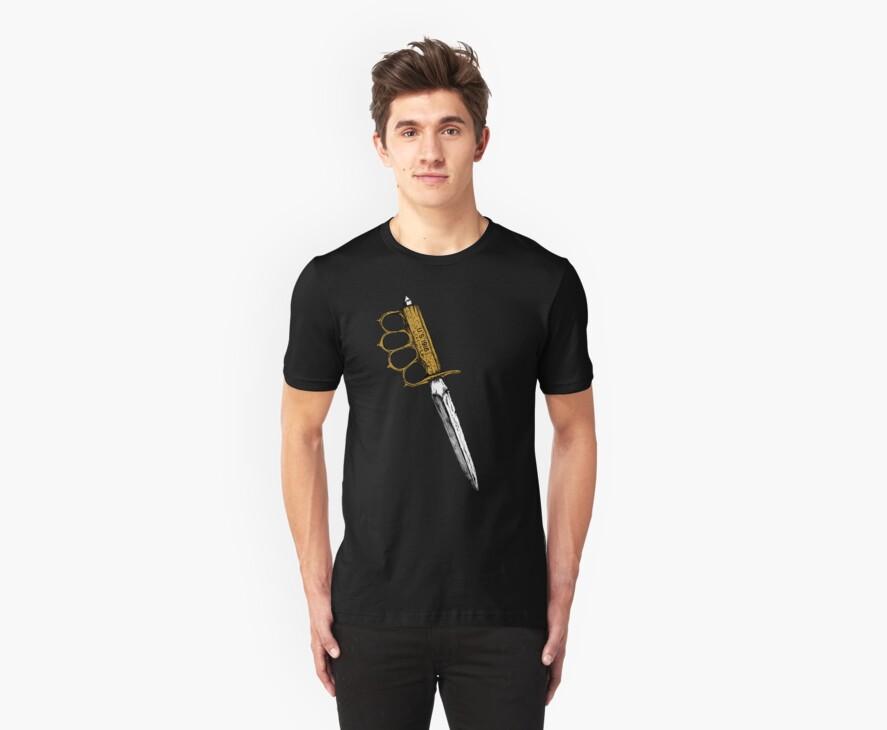 World War 1 Trench Knife Alone by ZugArt
