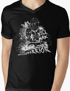 KILL MAX Mens V-Neck T-Shirt
