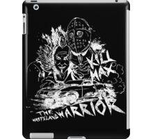 KILL MAX iPad Case/Skin