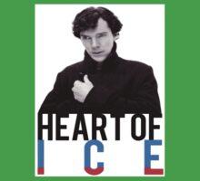 BBC Sherlock - Heart of Ice One Piece - Short Sleeve