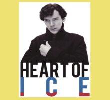 BBC Sherlock - Heart of Ice Baby Tee