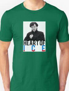 BBC Sherlock - Heart of Ice Unisex T-Shirt