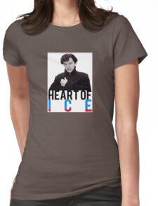 BBC Sherlock - Heart of Ice Womens Fitted T-Shirt