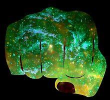 Hulk Nebula by FairytalePond