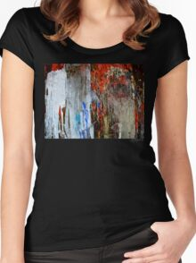 Uncontained - II Women's Fitted Scoop T-Shirt
