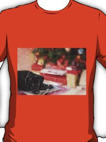 Waiting for Santa...... T-Shirt