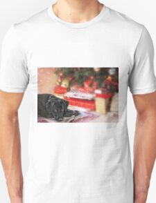 Waiting for Santa...... T-Shirt