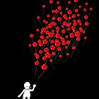 99 Red Lumaballoons by oikiden