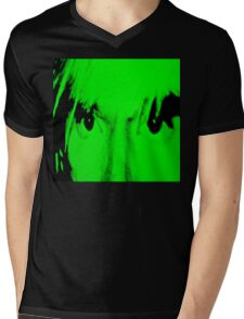 Andy's Eyes Mens V-Neck T-Shirt