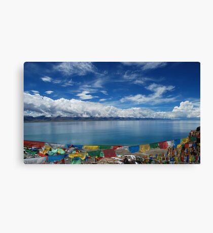 Nam Lake Canvas Print