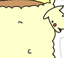 Moch-baa Sticker