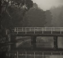 Elwood Canal  by Christine  Wilson Photography