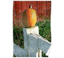 Pumpkin  / Poster