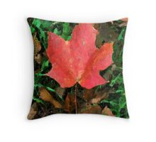 Single Beauty  / Throw Pillow