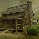 Farm House by Sandy Keeton