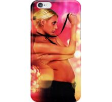 Fashion Motion Fine Art Print iPhone Case/Skin