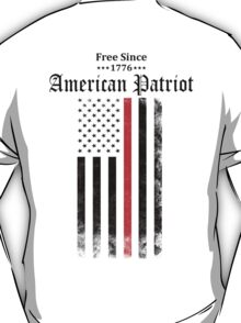 Free Since 1776 - American Patriot T-Shirt