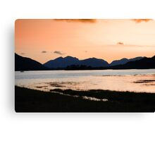 Scenic Relaxation Canvas Print