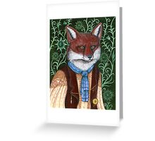 Fire King Greeting Card
