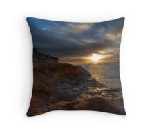 Anglesea • Victoria Throw Pillow