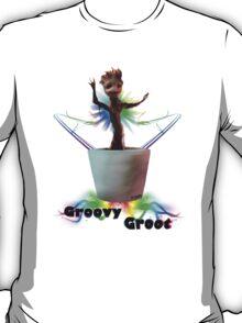 Groovy Groot - Baby Groot T-Shirt