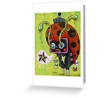 Charged Up Greeting Card