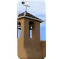 San Francisco de Asis Mission Bell Towers iPhone Case/Skin