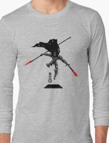 The Game of Kings, Wave Three: The Black King-Knight's Pawn Long Sleeve T-Shirt