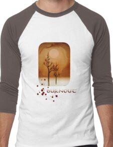 Burnout Men's Baseball ¾ T-Shirt
