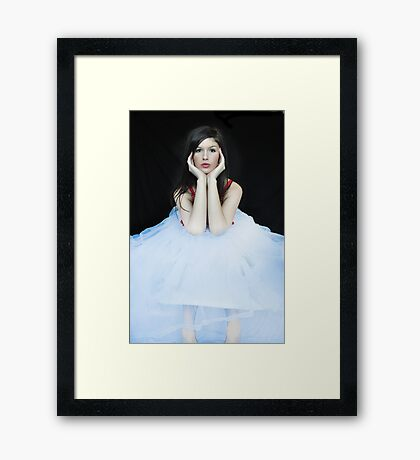 """""""Ultimate Reality"""" Framed Print"""